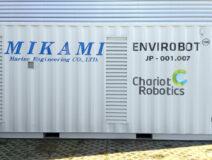 Contentores Mimai Chariot Robotics