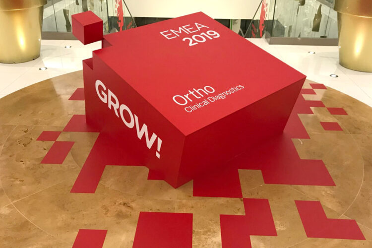 Ortho Grow Emea 2019