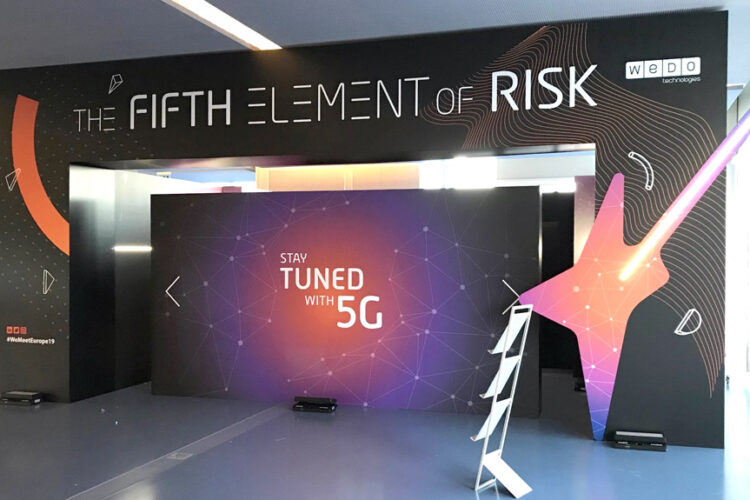 WEDO The Fight Element Of Risk 5G