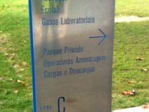 Totem Laboratório Da Água