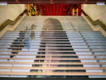 Escadas Gulbenkian